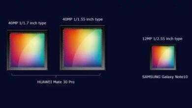 Фото Основная камера Huawei Mate 30 Pro включает в себя два сенсора на 40 Мп