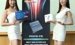 Phison представила продукты с поддержкой PCIe Gen4