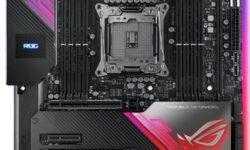 Плата ASUS ROG Rampage VI Extreme Encore оснащена адаптерами Wi-Fi 6 и Bluetooth 5.0