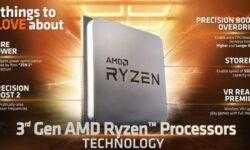 По популярности 7-нм процессоры AMD втрое превзошли своих предшественников