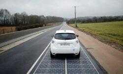 Почему первая в мире дорога из солнечных батарей — это полный провал?