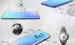 Раскрыт дизайн мощного смартфона Vivo NEX 3