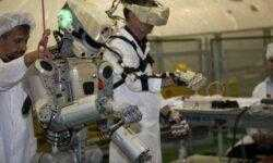 Робот «Фёдор» готовится к отправке на МКС
