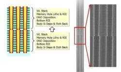 Samsung начала массовый выпуск 100-слойной 3D NAND и обещает 300-слойную