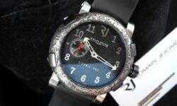 Самые необычные в мире наручные часы