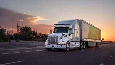 Фото Сервис экспресс-доставки UPS инвестировал в самоходные грузовики TuSimple