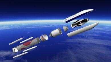 Фото Sierra Nevada выбрала ракету ULA Vulcan Centaur для отправки космического корабля Dream Chaser к МКС