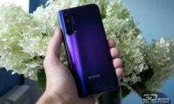Смартфон Honor V30 сможет работать в сетях 5G