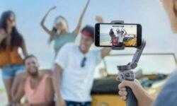 Стабилизатор DJI Osmo Mobile 3 для смартфонов стал универсальнее, компактнее и легче
