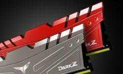 Team Group T-Force Dark Z: модули памяти DDR4 с частотой до 3600 МГц