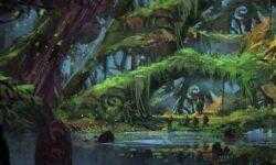 В Китае найдены окаменелости леса возрастом 400 миллионов лет