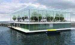 В Нидерландах открылась первая в мире «плавучая» ферма
