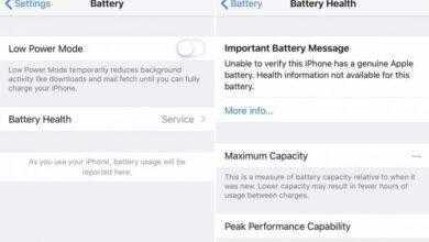 Фото Замена батареи iPhone в неофициальном сервисе приведёт к появлению проблем