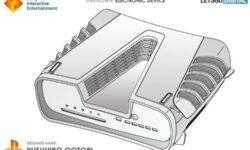 Запатентован дизайн новой игровой консоли Sony. PlayStation 5 будет такой?