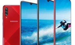 64-Мп камера и экран Infinity-U Super AMOLED: вышел смартфон Samsung Galaxy A70s