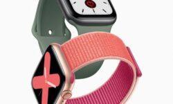 Apple Watch Series 5: постоянно активный дисплей, компас и цена от 32 990 рублей