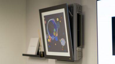 Фото Архитектурный шоу-рум PROEKTOR позволяет опробовать предлагаемое LG оборудование в реальной обстановке