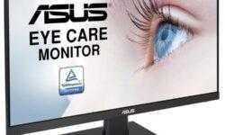ASUS VA24EHE Eye Care: безрамочный монитор с поддержкой Adaptive-Sync