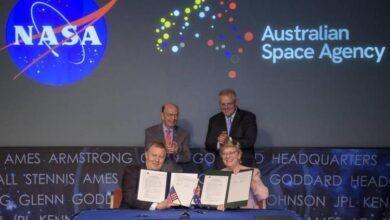 Фото Австралия присоединяется к NASA в исследовании Луны