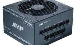 Блоки питания Phanteks AMP Series используют модульную систему кабелей