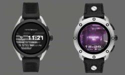 Бренды Emporio Armani и Diesel выпустили новые смарт-часы