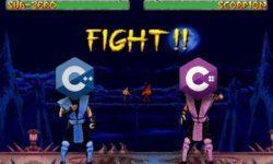 C++ против C#