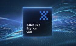 Чип Samsung Exynos 9611 с восемью ядрами рассчитан на смартфоны среднего уровня