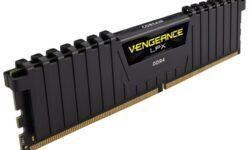 Corsair представила память Vengeance LPX DDR4 с частотой 4866 МГц