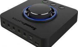 Creative представила внешнюю звуковую карту Sound Blaster X3 — первую с технологией Super X-Fi