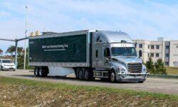 Daimler начинает тестировать самоходные грузовики на дорогах общего пользования