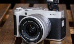 Fujifilm представила беззеркалку X-A7: улучшенный автофокус, видео 4K/30p и цена в $700