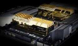 G.Skill выпустила «королевские» модули памяти DDR4-4300 CL19