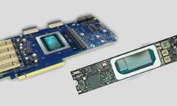 Intel Nervana NNP-T и NNP-I — специализированные чипы для AI
