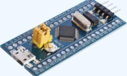 [Из песочницы] Простые эксперименты с микроконтроллером STM32F103 («Голубая таблетка»)