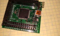 Как микроконтроллер может читать данные на скорости 1.6 Gbps