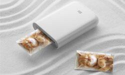 Карманный принтер Xiaomi Mi Pocket Photo Printer обойдётся в $50
