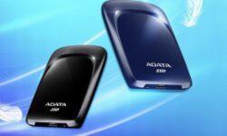 Карманный SSD-накопитель ADATA SC680 весит 35 граммов