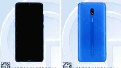 Фото Китайский регулятор рассекретил внешний облик смартфона Redmi 8A