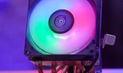 Кулер AeroCool Air Frost 4 подходит для компактных систем