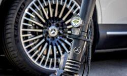 Mercedes-Benz: теперь и электрические самокаты