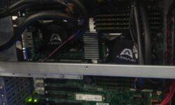 Мировой рекорд Cinebench R20 покорился паре 64-ядерных процессоров AMD EPYC 7742