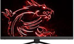 MSI Optix MAG272: игровой монитор с поддержкой AMD FreeSync и портом USB Type-C