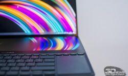 Новая статья: Обзор ASUS ZenBook Pro Duo UX581GV: будущее ноутбуков или провальный эксперимент?