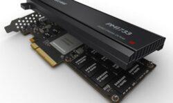 Новое ПО Samsung обеспечит «бесконечную» работу накопителей PCIe Gen4 SSD