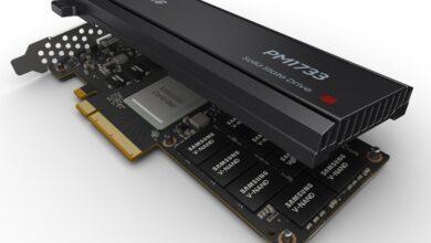Фото Новое ПО Samsung обеспечит «бесконечную» работу накопителей PCIe Gen4 SSD