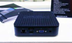 Новый безвентиляторный неттоп Minix использует платформу Intel Gemini Lake