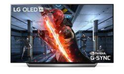 OLED 4K-телевизоры LG попробуют себя в роли игровых мониторов благодаряG-Sync