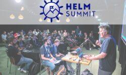 [Перевод] Пять главных итогов Helm Summit 2019 в Амстердаме