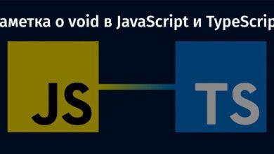 Фото [Перевод] Заметка о void в JavaScript и TypeScript