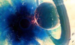 Планеты могут вращаться вокруг черных дыр